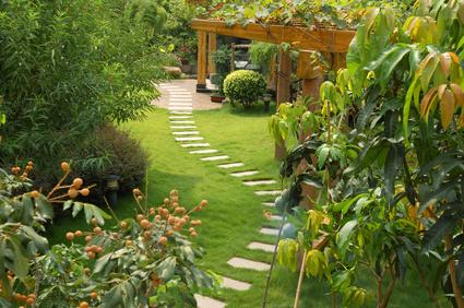 Tout pour votre jardin for Allee de jardin en tout venant