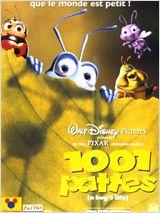 1001 Pattes Réalisé par John Lasseter, Andrew Stanton