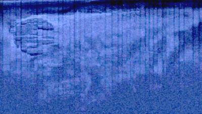 Des chasseurs de trésors découvre une soucoupe volante dans l'océan