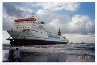 Un ferry s'échoue suite à une pause-pipi
