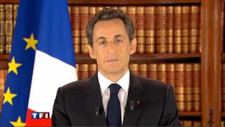 80% Des Francais ne veulent pas voir Sarkozy réélu