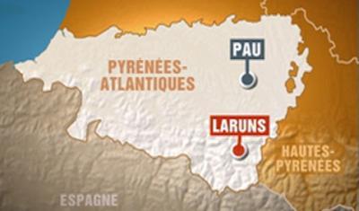 Alerte Cinq randonneurs recherchés dans les Pyrénées