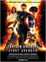 Captain America First Avenger réalisé par Joe Johnston