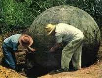 Les mystérieuses sphères mégalithiques du Costa Rica ( megalithes )