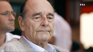 Jacques Chirac  relaxé