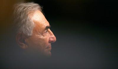 Dominique Strauss-Kahn au Journal de  20 H sur  TF1