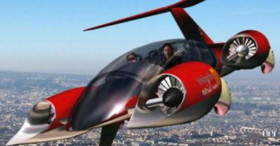 Que pensez vous de la voiture volante Cell Craft  G440