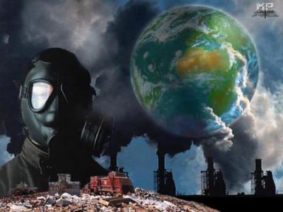 Sixième grande extinction de la vie sur notre planète.