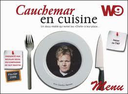 Que pensez vous de l'émission  cauchemar en cuisine avec Gordon Ramsay
