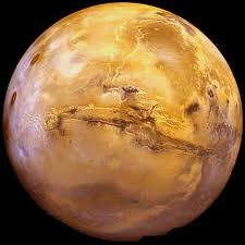 Découverte de l'eau à l'état liquide sur Mars