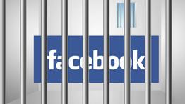 Facebook désactiver les comptes des prisonniers californiens