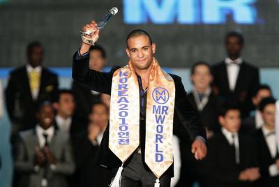 L'homme le plus beau du monde ( Kamal Orlando Ibrahim )