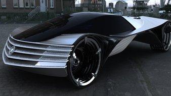 La voiture nucléaire Concept de Cadillac