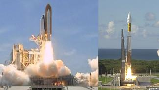 La fusée Atlas V successeur d'Atlantis