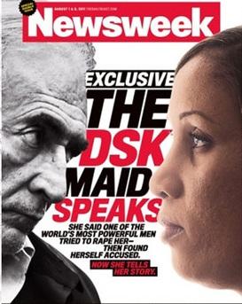 Affaire DSK : la femme de chambre parle