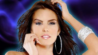 Cynthia de la Vega Miss Mexique perd sa couronne pour 3 kilos de trop