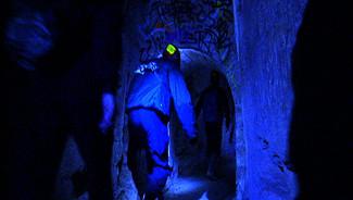 Ivres, ils se perdent 2 jours dans les catacombes