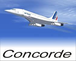 Que pensez vous de l'avion le Concorde