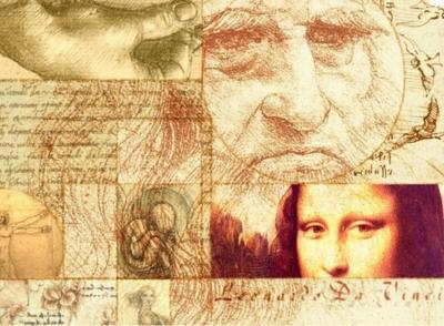Léonard de Vinci, Père du Saint-Suaire de Turin