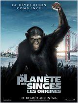 La Planète des singes  les origines réalisé par Rupert Wyatt