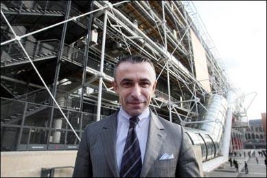 La malédiction du musée Pompidou