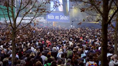festival Rock en Seine bat son record de fréquentation