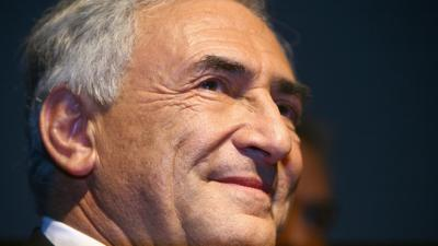 Le Portrait Dominique Strauss-Kahn