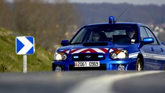 Cantal: une conductrice au volant avec 5,76 g/L d'alcool dans le sang