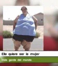 Susanne Eman pèse 330 kg elle ve atteindre les 750 kg