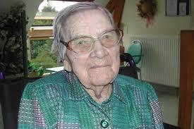 Mathilde Aussant La doyenne des Français s'éteint à 113 ans
