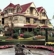 Mystérieuse la Maison Winchester