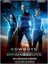 Cowboys & envahisseurs réalisé par Jon Favreau