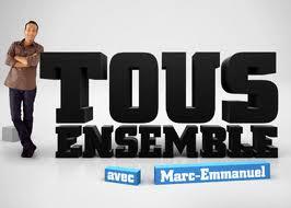 Que pensez vous de  Marc-Emmanuel Dufour de L'émission  Tous ensemble - TF1