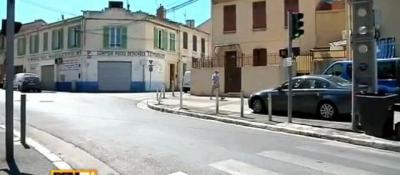 Le chauffard présumé de Marseille arrêté à Orly