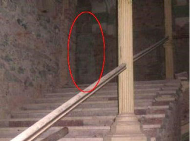Le fantôme de l'hôtel Decebal à Baile Herculane en Roumanie
