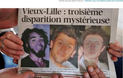 Que pensez vous des Etranges disparitions de jeunes hommes à Lille