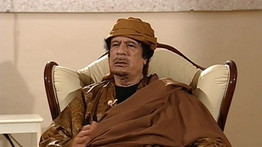 Wanted Mouammar Kadhafi  mort ou vif 1,7 million