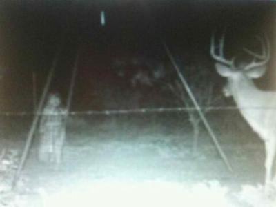 Un fantome filmé par une caméra de surveillance qui fait frissoner le net .