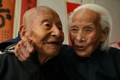 Record du monde mariés depuis 82 ans