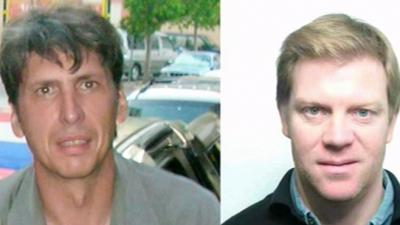 News : Afghanistan : Hervé Ghesquière et Stéphane Taponier libres