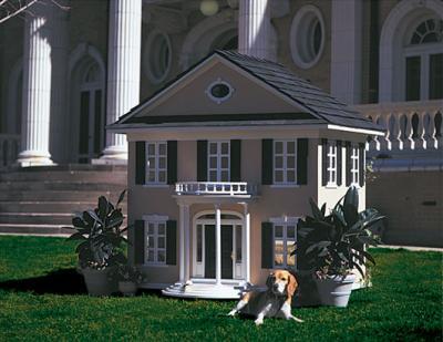 Cabanes à chiens de luxe