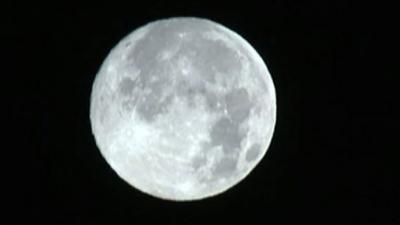 La Nasa étudie les entrailles de la Lune pour mieux comprendre la Terre