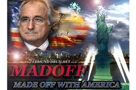 Que pensez vous de l'affaire Bernard Lawrence Madoff
