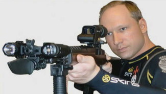 Anders Behring Breivik Serial Killer d'Oslo