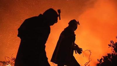 La Haute-Corse connaît son pire incendie