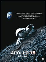 Apollo 18 réalisé par Gonzalo Lopez-Gallego