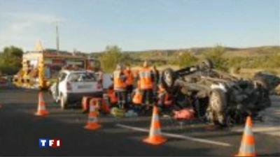 Accident : la conductrice à contresens A7 était sous l'emprise de l'alcool