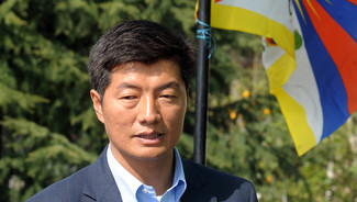 Lobsang Sangay successeur politique du dalaï lama