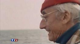 Les amphores du commandant Cousteau retrouvent les profondeurs