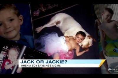 Jack 10 ans, il change de sexe
